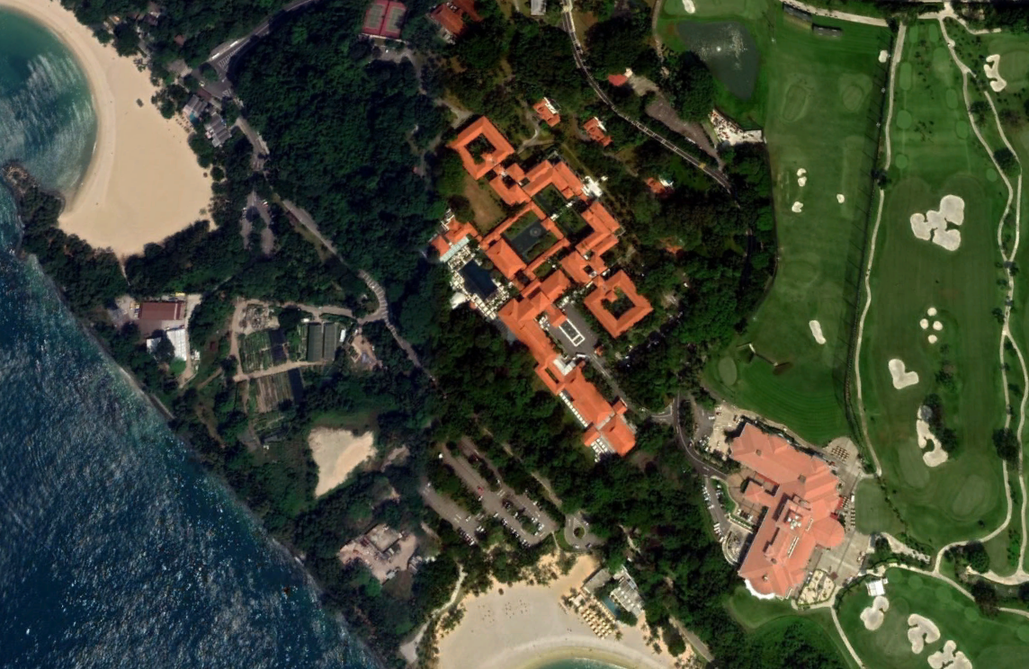 Sofitel_Sentosa_Google_Earth